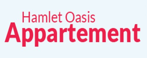 Hamlet Oasis Appartement