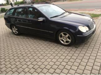 Mercedes-Benz Mercedes-benz w203 C270 cdi Avantgarde Automaat 2001